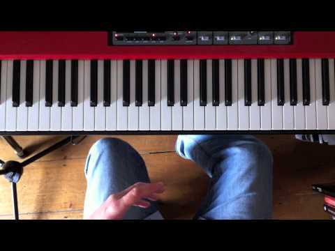 Tips On Piano Chord Voicings Youtube