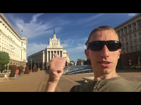Sofia, Bulgaria City Center Walking Tour