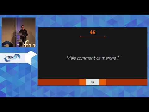 Symfony 4 : Une Nouvelle Expérience De Développement - Titouan Galopin - Forum PHP 2018