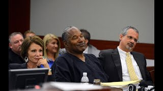 OJ Simpson is up for parole and could be set free after 9 years in prison