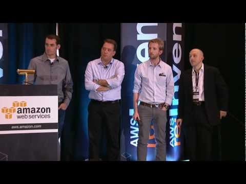 AWS re: Invent ARC 304: Solutions in Action