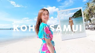 First Time Trip To Koh Samui!⎮Thailand Travel Vlog