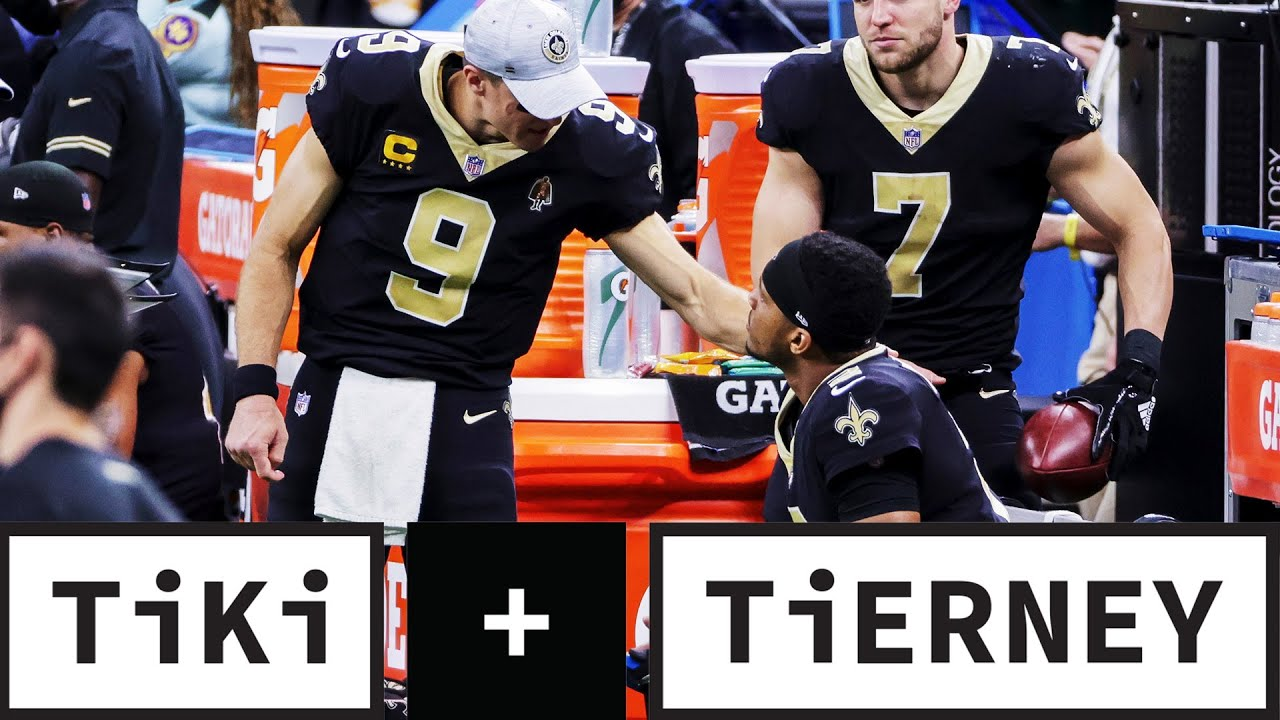 Will this Latest Injury be the Last of Drew Brees? | Tiki and Tierney
