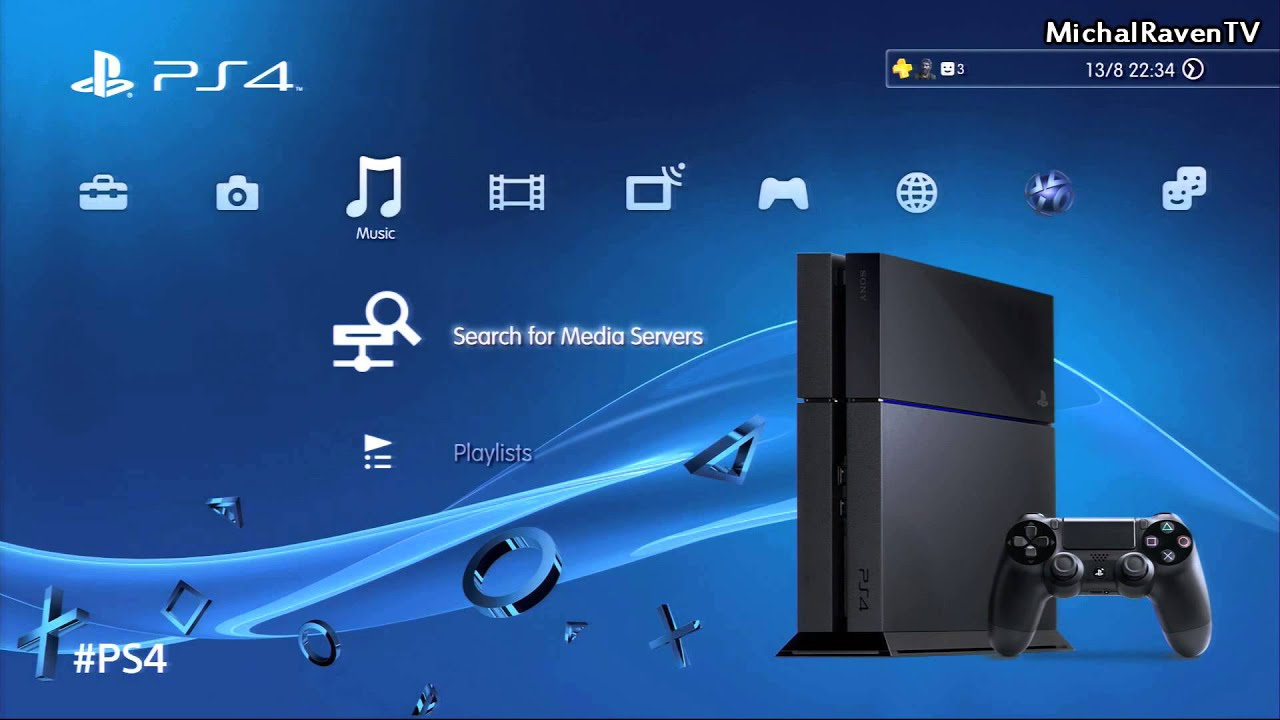 how to stop a download on ps4