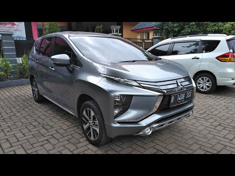 Mitsubishi Xpander Sport A/T Start Up & Review Indonesia