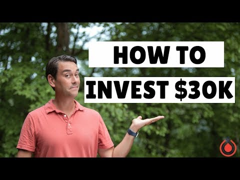 Morris Invest: How to Get Started Investing with $30,000