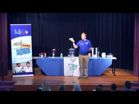 Fizz Bang Science: Boom Boom Wow presentation