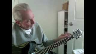 """Cherokee"" Guitar Chord Melody (tutorial)"