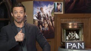 PAN - Hugh Jackman Interview