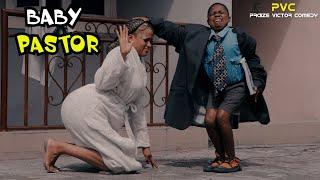 Download PVC Comedy - BABY PASTOR (PRAIZE VICTOR TV)