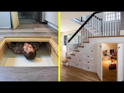 Download FANTASTIC HIDDEN Rooms AND INGENIOUS SECRET Furniture ▶5