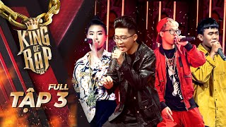 King Of Rap Tập 3 Full HD