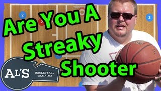 STOP Being A Streaky Basketball Shooter | How To Be A Consistent Basketball Shooter