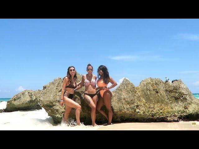 TRAVEL WITH ME TO TULUM | PARADISE BEACH!!!