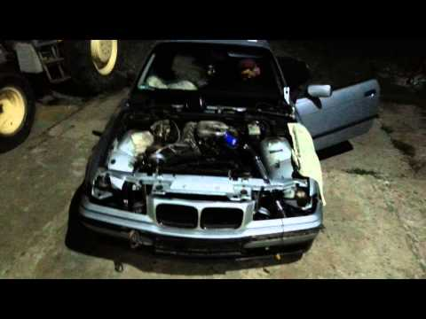 bmw 318is E36 Turbo m42 second start