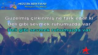 TURKCE KARAOKE HANGIMIZ SEVMEDIK NIRAN UNSAL SD