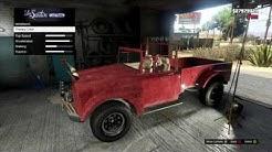 GTA 5 Adventures  - Customizing Trevor Truck