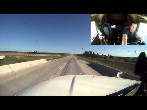 OTR Trucking Life   Trip 9 Day 1   South Dakota