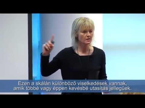 Julie Starr a könyv szerzőjének budapesti workshopja