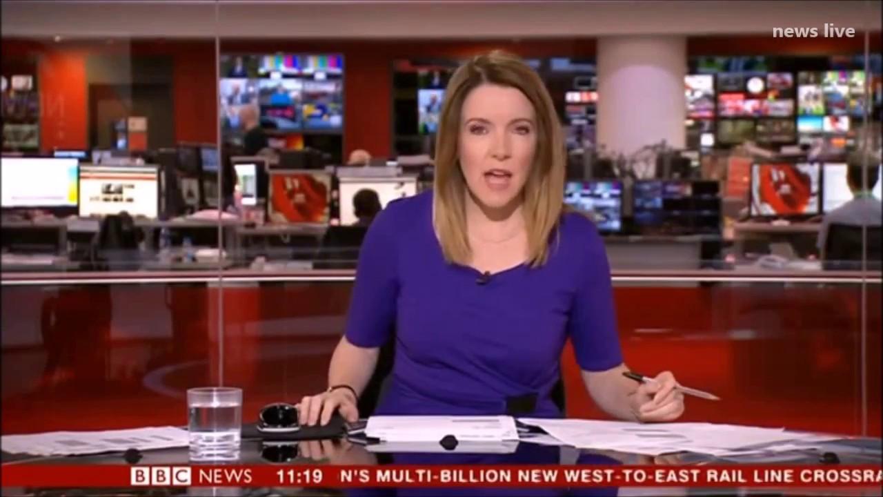 BBC World News 31 August 2018
