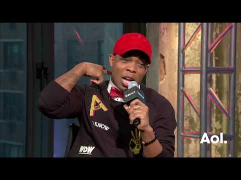 """Todrick Hall Discusses The Meaning Of The Show He Wrote, """"Straight Outta Oz"""" 