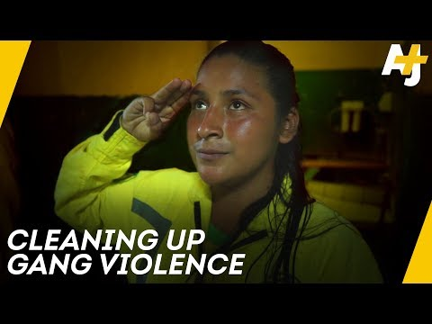 Inside The Lives Of El Salvador's Teenage Commandos | AJ+