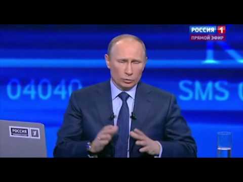 Владимир Путин про материнский капитал