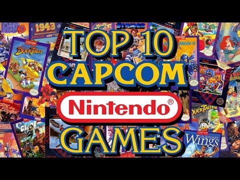 Top 10 Capcom NES Games | Nefarious Wes