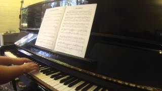 Cat's Whiskers by Elissa Milne Trinity College London piano grade 1 2012-2014