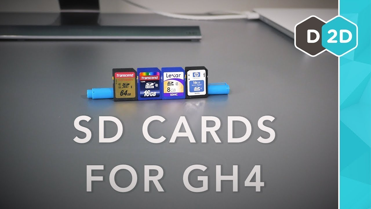 Using old SD Cards on the Panasonic GH4!
