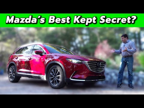 Why Does The 2020 Mazda CX-9 Sell So Poorly? Really, Why?