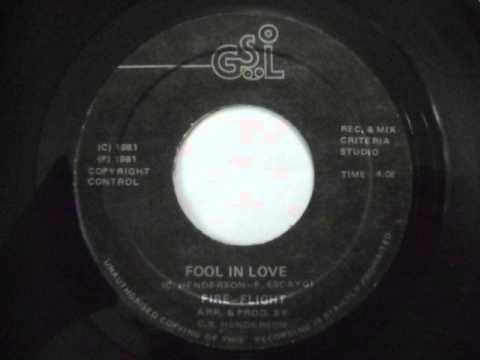 Fool In Love - Fire Flight