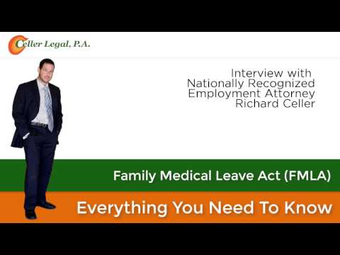 Understanding FMLA: Protections The Law Provides (AND Doesn't)