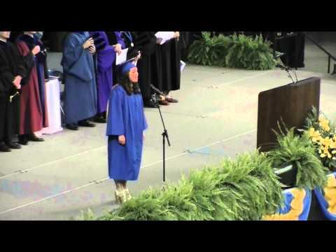 University of Delaware Graduation 2013