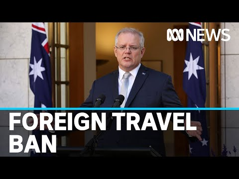 'Life is not like it was before': PM announces new travel ban to slow coronavirus | ABC News