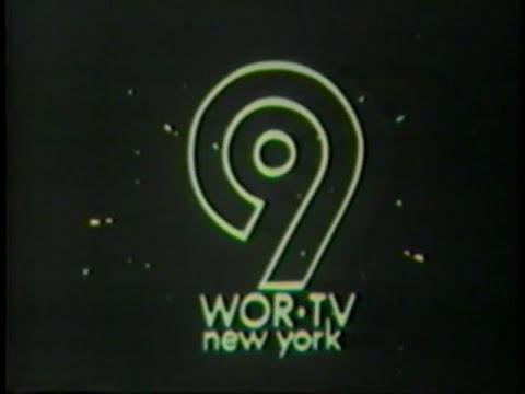 WOR Station ID's - from 1980!