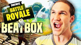 MEETING A FAN! - Fortnite BEATBOX Trolling Moments! (Fortnite PC Gameplay)