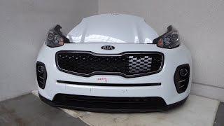 видео Запчасти для Hyundai Santa Fe (Хендай (Хундай) Санта Фе)