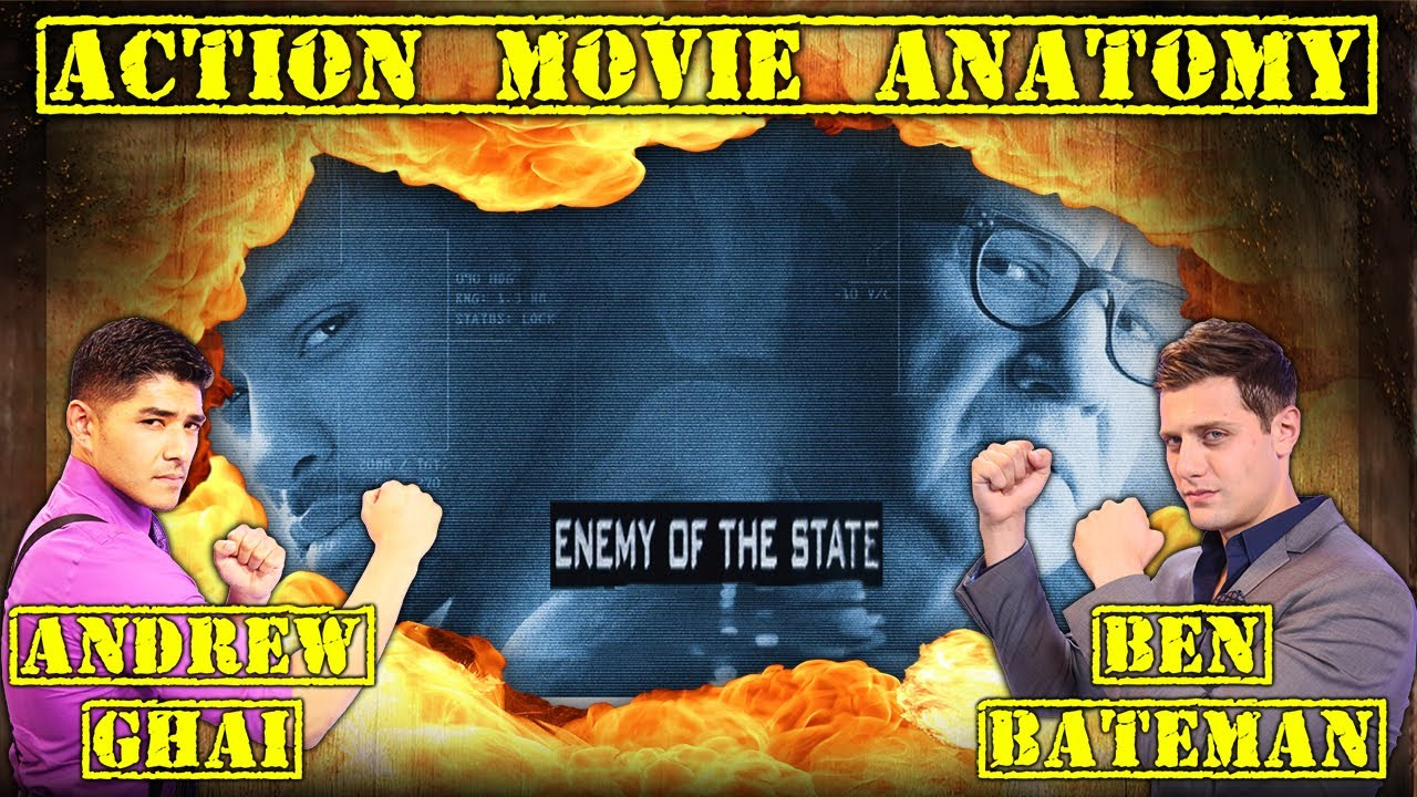 Enemy Of The State 1998 Action Movie Anatomy Youtube