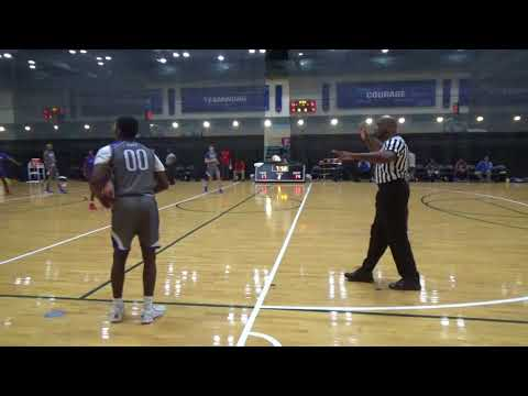 2018 AAU National Championships-Temple Terrace Thunder vs East GA Panthers 7-20-18