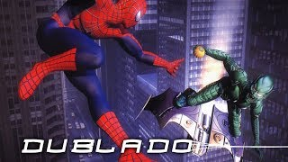 A ORIGEM do DUENDE VERDE | Spider-Man The Movie Game - DUBLADO (PC)