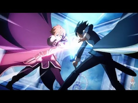 Sword Art Online Alicization - AMV Kirito Vs  Eugeo - Animal I Have Become
