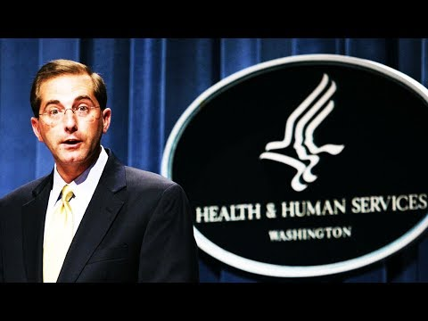 Trump's HHS Pick: Alex Azar, a Big Pharma Insider Who Pushed Drug Price Increases For a Decade