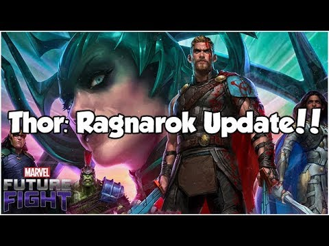 Thor: Ragnarok Update!! (3.5 Patch Notes) - Marvel Future Fight