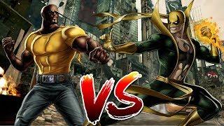 Luke Cage VS Iron Fist | Who Wins?