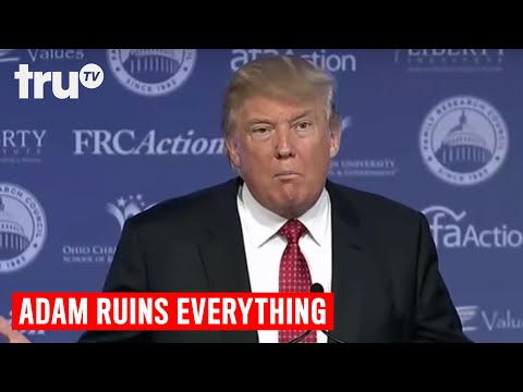 Adam Ruins Everything - Why The 2016 Election Is Just A Big Rerun