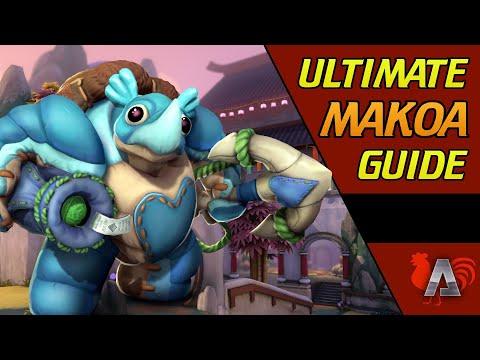 The Ultimate Advanced Makoa Guide In Paladins