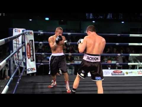 Luke Jackson vs Mateusz Golszjtan