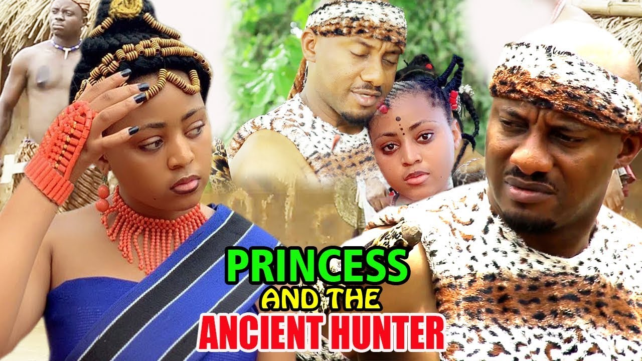 Download The Princess And The Ancient Hunter Season 1&2 - (Regina Daniels) 2019 Latest Nollywood Epic Movie