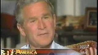 Bush Backs Civil Unions